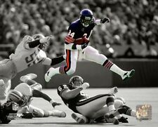 """WALTER PAYTON """"Chicago Bears"""" Leap SPOTLIGHT LICENSED picture poster 8x10 photo"""