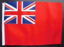 "RED ENSIGN BUDGET FLAG small 9""x6"" Great Britain British BUDGET NAVY"