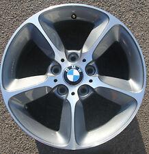 """Una BMW 17 """" 5 STELLE ha parlato LEGA RUOTA 8J POSTERIORE F20 F21 F22 1 382 Lucidato AUTENTICO"""