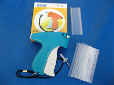 "Garment Price Label Tag Tagging Gun Plus 1000  1"" Clear Barbs"
