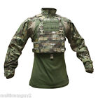 OPS / UR-TACTICAL EASY PLATE CARRIER IN KRYPTEK-MANDRAKE, SIZE- MEDIUM