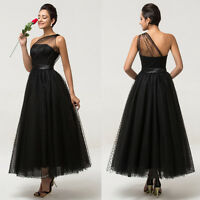 Vintage Style 1950s Maxi Evening Prom Party Masquerade Ball Gown Dress PLUS SIZE