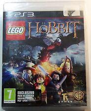 LEGO EL HOBBIT - PRECINTADO SIN USO -  PS3 - PAL - ESPAÑOL - juego Playstation 3