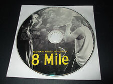 8 Mile [Music from and Inspired by the Motion Picture] [PA] by Eminem (CD, 2002)