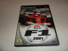 PlayStation 2  PS 2  F1 2001