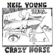 Neil Young - Zuma (LP Vinyl)  NEW