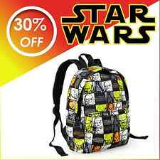 STAR WARS Kids Black school Backpack for children 1 - 4 years Children Bags