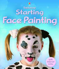 Usborne - Starting Face Painting