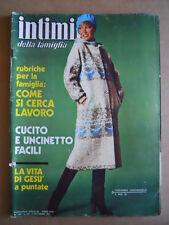 INTIMITA' n°1600 1976  con inserti [GS50]