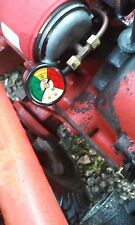 Gravely L Model Tractor Small Engine Oil Gauge 0-60 psi