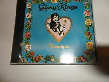 Cd   Gipsy Kings  ‎– Mosaique