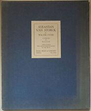 Sebastian van Storck, Alastair, illustrierte Bücher, Kunst, Künstlerbücher,