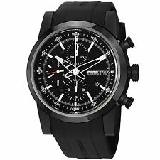 NIB Momo Design Composito Automatic Chronograph,MD280BK-01BKBK,MSRP $6995,10 Pic