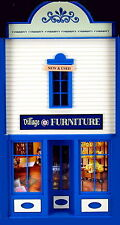 PIKO  VILLAGE FURNITURE  STORE G Scale Building Qwik Kit # 62722  New in box
