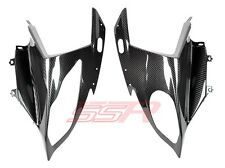 2015+ BMW S1000RR Left Right Headlight Cowl Bodywork Fairing Twill Carbon Fiber