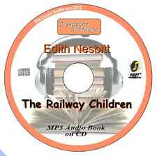 The Railway Children - Edith Nesbitt  MP3 Audio Book CD