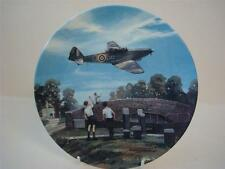ROYAL DOULTON HEROES OF THE SKY DEFIANT HOME FOR TEA BATTLE BRITAIN