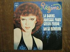 REGINE 45 TOURS FRANCE ON SE REVERRA