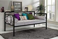 DHP Rebecca Metal Daybed in Black