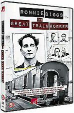 Ronnie Biggs: The Great Train Robber  DVD NEW True Story