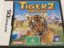 "TIGERZ CIRCUS LIFE PAL DS/DSI/3D  ""preowned"" AUZ SELLER"