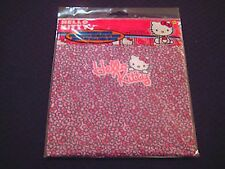 Hello Kitty Book Cover Stretch Pink
