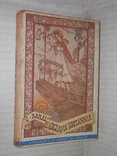 IL GIGLIO DI BRITANNIA L Banal SAS Giovinezza in marcia 22 1953 romanzo libro di