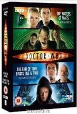 DOCTOR WHO-  WINTER SPECIALS - END OF TIME/WATERS OF MARS *BRAND NEW DVD**