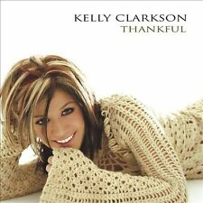 Kelly Clarkson - Thankful CD L@@K FREE Shipping!!