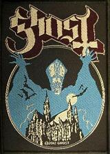 "GHOST PATCH / AUFNÄHER # 2 ""OPUS EPONYMOUS"""