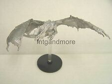 D&D Icons of the Realms - #042 Silver Dragon - Large Figure - Tyranny