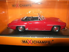 1:43 MaXichamps Mercedes-Benz 190 SL 1955 red/rot Nr. 940033131 OVP