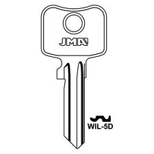10 x Schlüssel Rohlinge Rohling HOP1 1806 BG36R BUR-100 HPP1R HOPPE