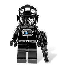 LEGO STAR WARS TIE FIGHTER PILOT 8087 9492 MINIFIG new