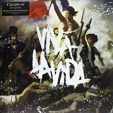 COLDPLAY VIVA LA VIDA OR DEATH AND ALL HIS FRIENDS LP VINYL 33RPM NEW
