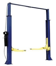 New 9,000lb 2 Post Asymmetric Clearfloor Lift $1649 Free Shipping