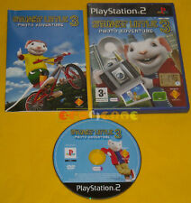 STUART LITTLE 3 PHOTO ADVENTURE Ps2 Versione Ufficiale Italiana »»»»» COMPLETO