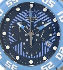 "Invicta 10041 Subaqua Nitro Watch ""Authorized Dealer"" ""Panthers color"""