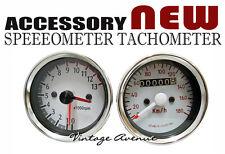 SUZUKI T90 T125 TS250 TS400 GT350 SPEEDOMETER & TACHOMETER *ACCESSORY* [K-KOSO]