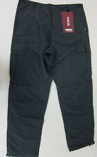 Surplus Raw Vintage Out Door Trousers Quick Dry - Mens XL - Anthracite - NWT