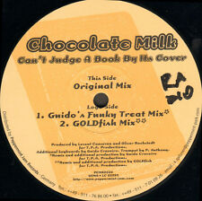 CHOCOLATE MILK - Can't Judge A Book By It's Cover - Progcity