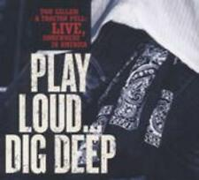 TOM GILLAM Play Loud...Dig Deep Digipak-CD (505476)
