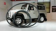Land Rover Defender 90 110 V8 raffinée 300TDI Dash Instrument Gauge joint en caoutchouc set