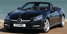Mercedes Benz SLK Class workshop repair service manual 2011 - 2016 R172