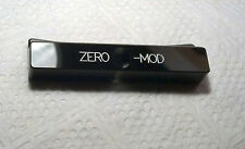 Zero Mod Thumb Rest / Tug Bar for Fender Precision Bass - No New Holes! In BLACK