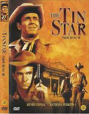 The Tin Star (1957, Anthony Mann) DVD NEW