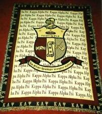 KAPPA ALPHA PSI  Afghan / Tapestry / Throw / Blanket - Crest / Shield