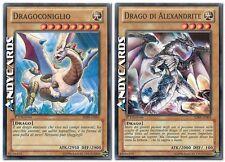 Dragoconiglio + Drago di Alexandrite ☻ Comune SDBE IT002 IT003