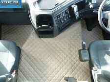 VOLVO FH3  2009-2013 AUTOMATIC-TWIN AIR SEATS- TRUCK ECO LEATHER FLOOR SET-BEIGE