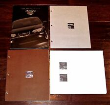 1999 CHRYSLER 300M & 300 LHS Press Kit with 16 Color Slides & 3 Brochures